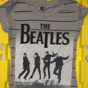 The Beatles Tee Small